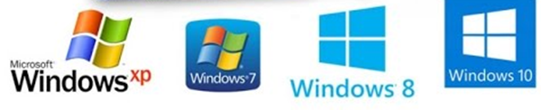 Compatible with Windows XP, 7, 8 and 10