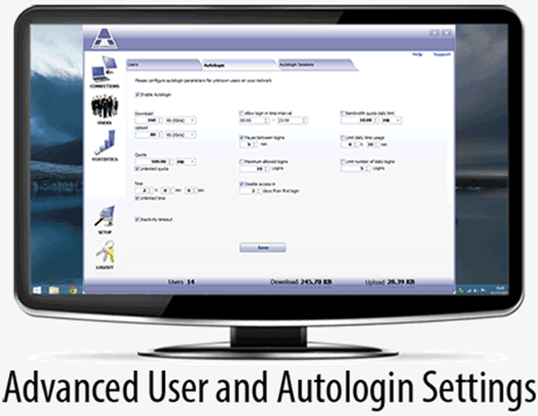 Antamedia Bandwidth Manager Download