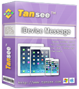 Tansee iPhone Transfer SMS Review