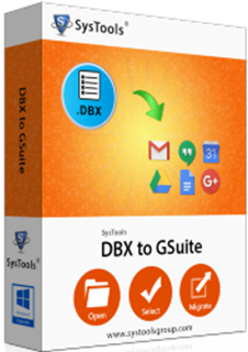 DBX to G Suite Migrator